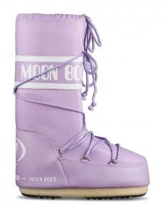 Las botas Moon boot que recuerdan a las botas de los astronautas