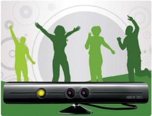El kinect que permite a la consola Xbox 360 dar un paso hacia la realidad virtual.