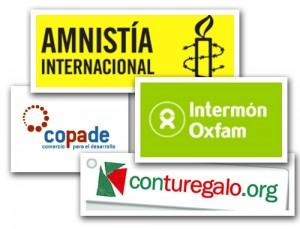 Las ONGs y las instituciones como la Cruz Roja y UNICEF ofrecen regalos originales que fomentan el desarrollo.
