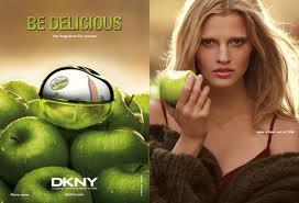 Donna Karan ha desarrollado un perfume muy fesco el Be Delicious DKNY.