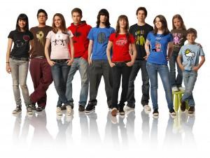 Camisetas con originales diseños realizados por los usuarios de la págimangac