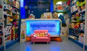La imaginativa tienda Imaginarium, para hacer la carta a los Reyes y para que los niños aprendan mucho.