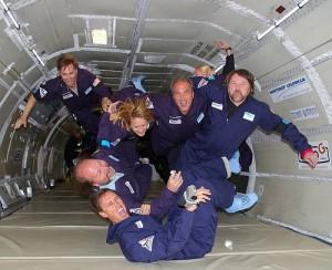 Experimentar la gravedad cero despegando desde Cabo Cañaveral o Baikonur