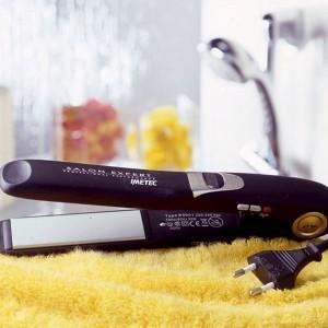 En Shoppla también puede encontrar artículos de belleza como las planchas que tan de moda están ahora.