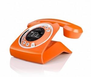 El teléfono fijo Sixty de Sagemcom: el retorno a los años 70.