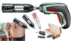 La potencia de Bosch al servicio del vino.