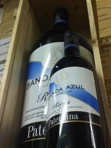 Un vino Paternina constituye un regalo de excepción.
