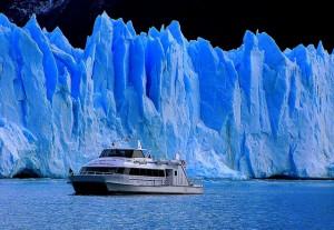 El Perito Moreno, en la Patagonia, puede ser uno de los destinos más exóticos de este invierno.
